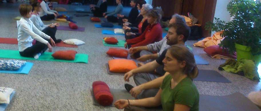 Séance de Hatha Yoga