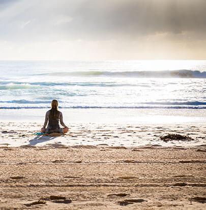 Méditation à La Baule
