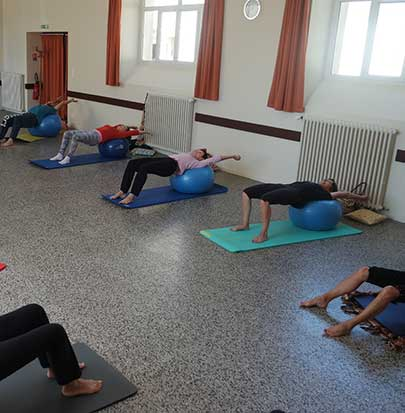 Autres exercices de Pilates